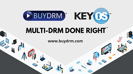 MultiDRM with BuyDRM