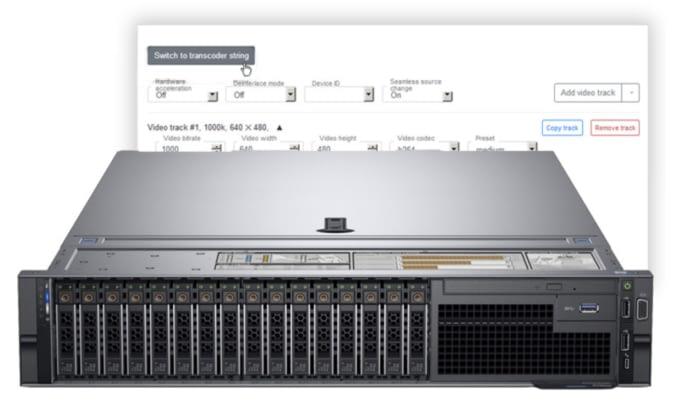 New AlphaOTT Mediaserver