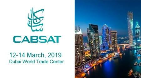 Cabsat 2019